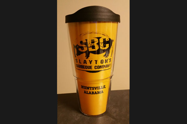 SBC 24oz Tumbler with Lid